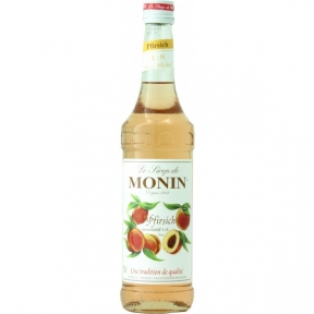 MONIN PEACH SYRUP 0,7L