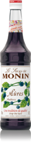 MONIN BLACKBERRY SYRUP 0,7L
