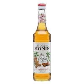 MONIN GINGERBREAD SYRUP 0,7L