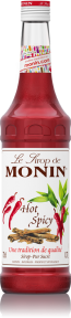 MONIN SPICY SYRUP 0,7L
