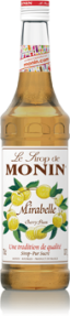 MONIN CHERRY PLUM SYRUP 0,7L