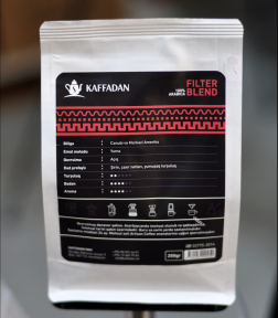 Kaffadan  Filter Blend Ground (250 gr)
