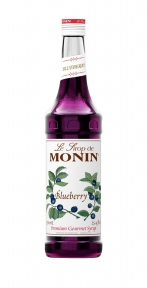 MONIN BLUEBERRY SYRUP 0,7L