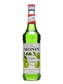 MONIN GREEN APPLE SYRUP 0,7L
