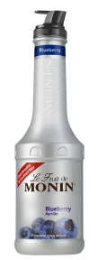 MONIN LE FRUIT BLUEBERRY 1L