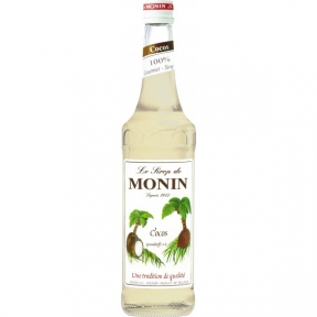 MONIN COCONUT SYRUP 0,7L