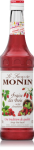 MONIN STRAWBERRY WILD SYRUP 0,7L
