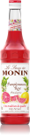 MONIN PINK GRAPEFRUIT SYRUP 0,7L