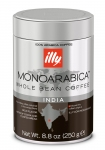 Illy MONOARABICA Whole Bean India (250 gr)