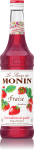 MONIN STRAWBERRY SYRUP 1L PET